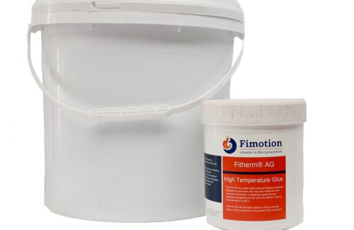 Fimotion Fitherm AG high temperature glue